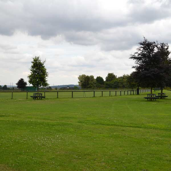 Winterton Show Ground when no events are on